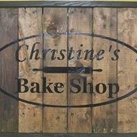 Christine's Bake Shop