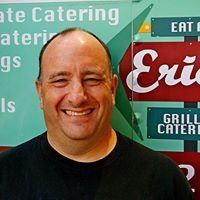 Eat at Eric's Grill and Catering