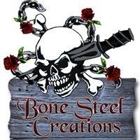 Bone Steel Creations by Jon Mabry & Bess Foster