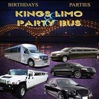 King Limousine & Party Bus