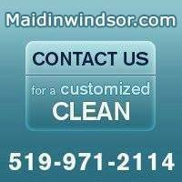 Maid in Windsor