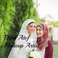 "Dina Atef "" Professional Make-up Artist"""