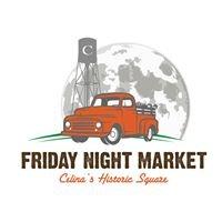 Celina's Friday Night Market
