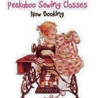 Peekaboo Sewing Classes