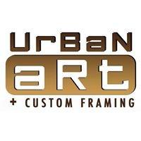 Urban Art + Custom Framing