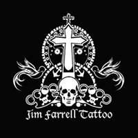 Jim Farrell Tattoo, Carlow Town.