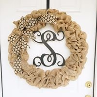 Rags on Wreaths