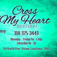 Cross My Heart Boutique