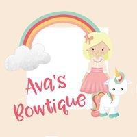 Ava's  BOWtique