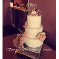 Made with Love Cakes and Bakes