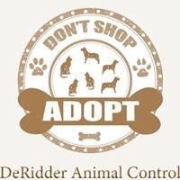 Deridder Animal Control