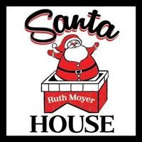Ruth Moyer Santa House