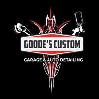 Goode's Custom Garage & Auto Detailing