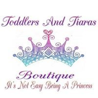 Toddlers and Tiaras Boutique