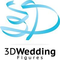 3d Wedding Figures
