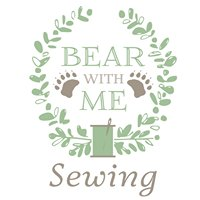 Bear With Me Sewing by Diane