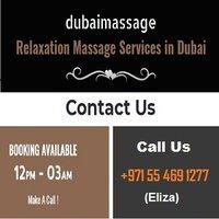 Massage Dubai UAE Body Massage Services Provider
