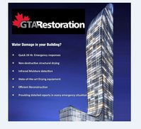Emergency Plumber | GTA Restoration Inc
