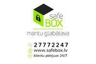 SAFE BOX self-storage noliktavas