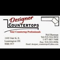Designer Countertops