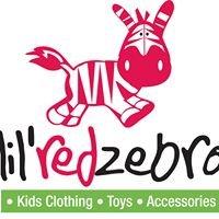 Lil Red Zebra
