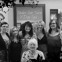 Tangles Hair Salon & Day Spa