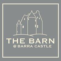 The Barn at Barra Castle