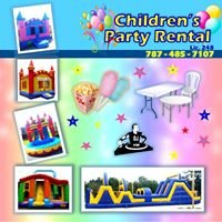Children's Party Rental