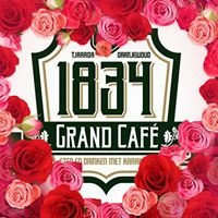 1834 Grand Cafe Eten en Drinken met Karakter