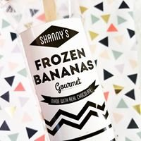 Shanny's Frozen Bananas + Ice Cream