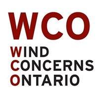 Wind Concerns Ontario