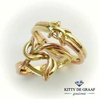Kitty de Graaf - goudsmid en Uit-je in Zilver