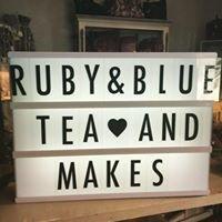 Ruby & Blue