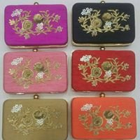 Ethnic Indian Purses & Clutches