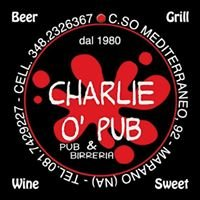 Charlie O Pub