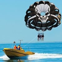 Pirate Parasailing - Fuengirola, Costa del Sol, Spain