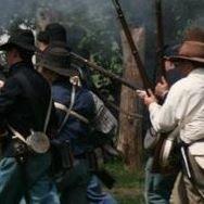 Hulston Mill Civil War Days