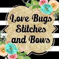Love Bug's Stitches and Bows