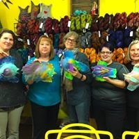 Raggz fiber art classes and events