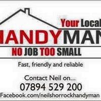 Neil Shorrock Handy Man