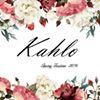 Kahlo 卡蘿服飾
