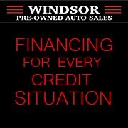 Windsor Pre-Owned Auto Sales Inc.