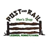 Post and Rail Men's Shop