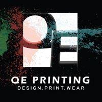 QE printing