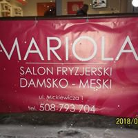 Mariola  Salon     Fryzjerski      ul.Mickiewicza1  Pruszcz Gdanski