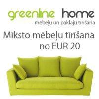 Greenline Home - mēbeļu tīrīšana