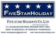 Five star Holidays