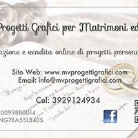 MV Progetti Grafici Multimediali per Matrimoni