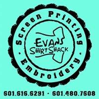 Evans Shirt Shack LLC