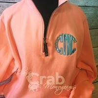 Classy Crab Monograms & Boutique
